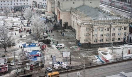 Tòan bộ khu vực nhà ga bị phong tỏa để phục vụ cứu nạn và điều tra