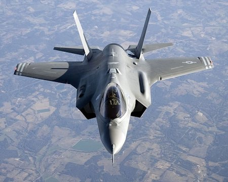 Dự án sản xuất chiến đấu cơ F-35 của Mỹ đã gặp nhiều trục trặc