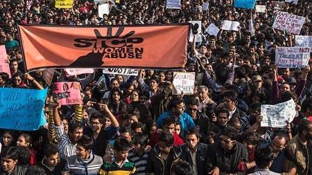 Rất nhiều cuộc biểu tình tại Ấn Độ đã diễn ra để phản đối nạn hiếp dâm