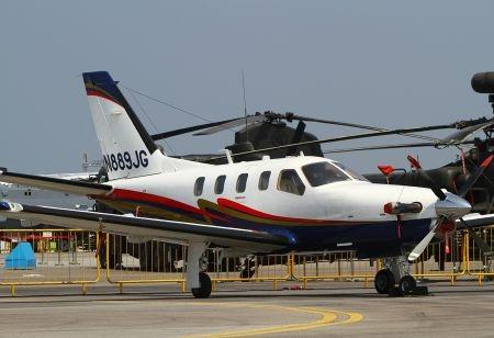 Mẫu TBM850 của hãng máy bay Pháp Daher-Socata