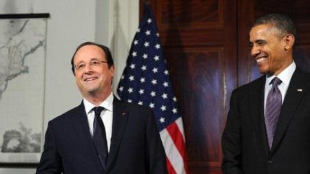 Đây là lần đầu tiên một Tổng thống Pháp thăm cấp nhà nước tới Mỹ kể từ năm 1996