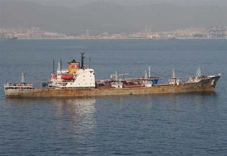Tàu Chong Chon Gang của Triều Tiên