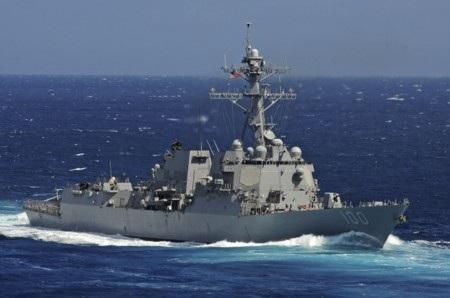 Tàu USS Kidd sẽ sớm chấm dứt chiến dịch tìm kiếm