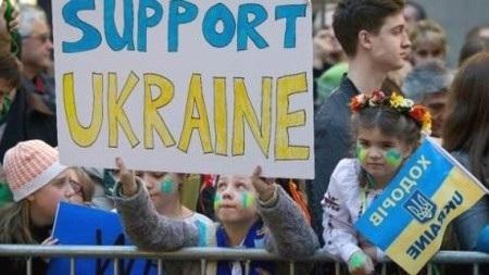 Kinh tế Ukraine đang rất khó khăn
