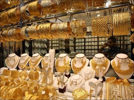 Giá vàng đã giảm mạnh trong 2 tuần gần đây