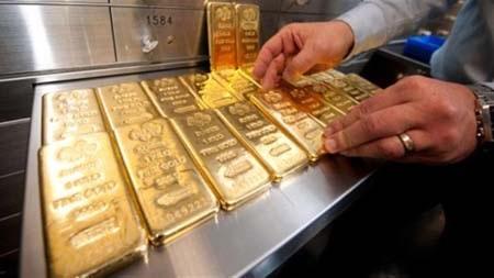 Giá vàng đã tăng mạnh trừ đầu năm tới nay
