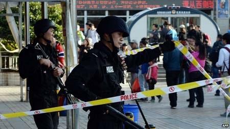 An ninh tại Côn Minh đang được thắt chặt sau vụ khủng bố ngày 1/3