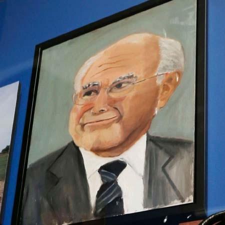 Cựu thủ tướng Úc John Howard