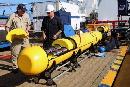 Việc tìm kiếm MH370 bằng tàu ngầm đang gặp không ít khó khăn