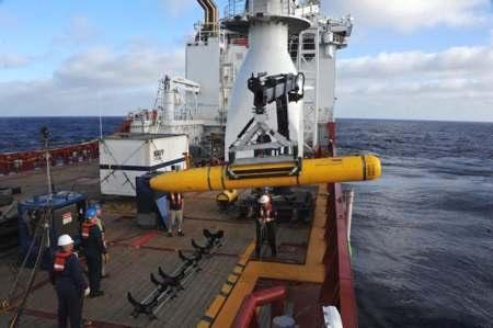 Bluefin-21 đã 8 lần xuống đáy biển nhưng không tìm thấy manh mối MH370