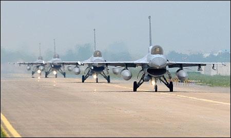 Cuộc tập trận sẽ có sự tham gia của 103 máy bay của hai nước