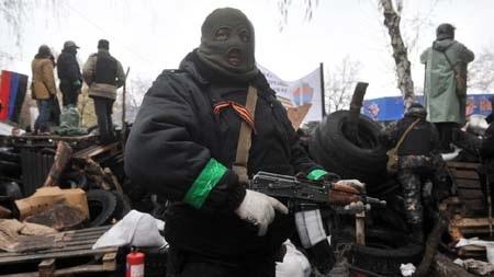 Tình hình tại miền Đông Ukraine vẫn rất bất ổn