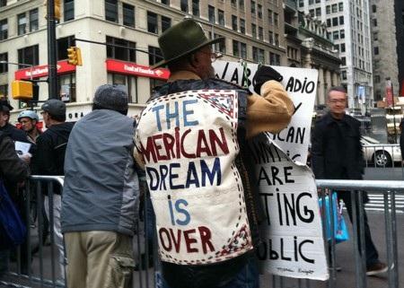 Giấc mơ Mỹ đã tan biến?