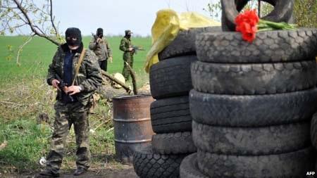 Tình hình tại miền Đông Ukraine vẫn tiềm ẩn nhiều bất ổn