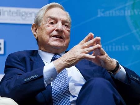 George Soros được cho là đã cùng chính phủ Mỹ lên kế hoạch chính biến tại Ukraine
