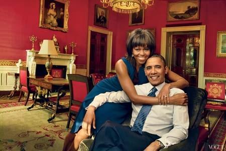 Tổng thống Mỹ Obama và phu nhân