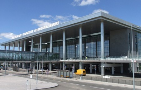 Sân bay chính tại vùng Donetsk đã bị lực lượng ly khai chiếm giữ