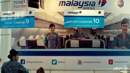 Lượng hành khách sụt giảm khiến Malaysia Airlines đối diện vô vàn khó khăn