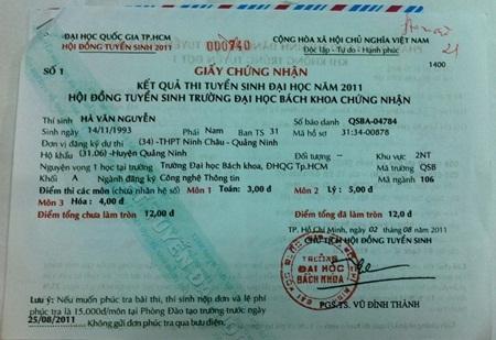 ĐH Đà Nẵng: Hơn 3.000 hồ sơ đăng ký xét tuyển NV2 - 1