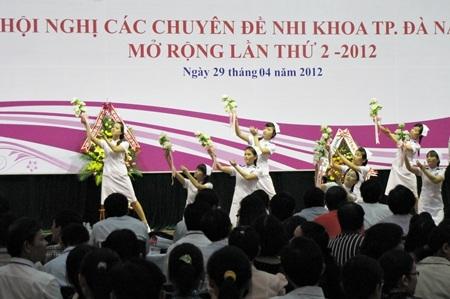 Đà Nẵng:  Nhiều chuyên gia đầu ngành cùng hội nghị các chuyên đề nhi khoa