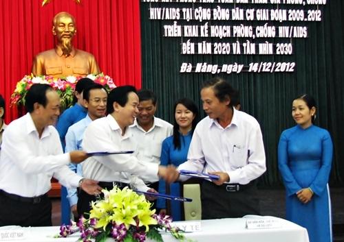 Đà Nẵng:  Quyết hạ tỷ lệ người nhiễm HIV xuống còn một nửa so với toàn quốc