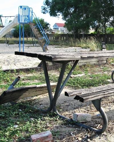 Đây là điểm vui chơi lý tưởng cho trẻ em trong khu vực