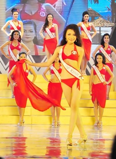 Người đẹp xứ Quảng Đặng Thị Hà