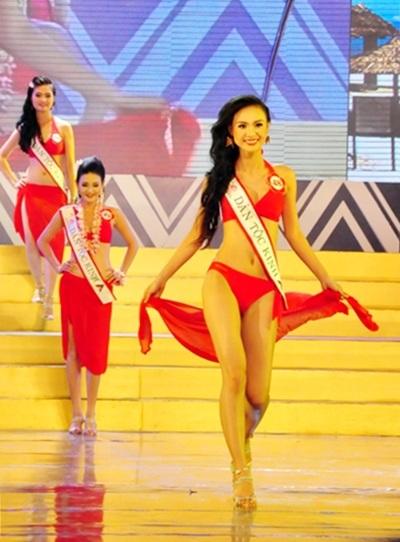 Người đẹp đến từ Cần Thơ - Phạm Thị Thanh Tâm