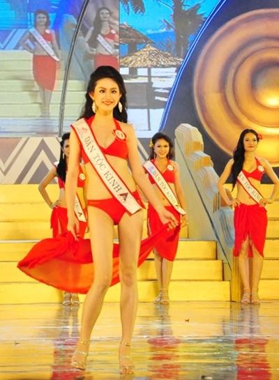 Người đẹp Ảnh - Vũ Trần Triều Thu đến từ Tiền Giang