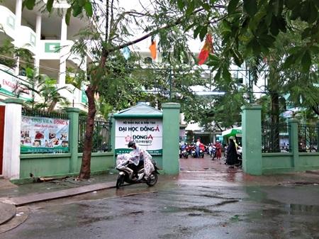 Trường Đại học Đông Á - Đà Nẵng.