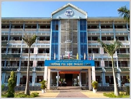 Quảng Nam tuyển 4 lãnh đạo cho các trường đại học, cao đẳng