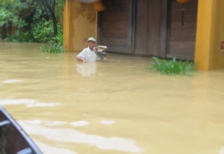 Người dân vùng hạ du đã chịu nhiều hy sinh vì thủy điện