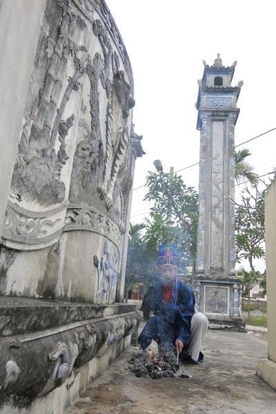 Lễ hội có từ khi làng được xác định địa danh vào thời vua Minh Mạng thứ 5