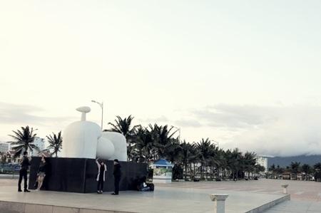 Công viên Biển Đông luôn là lựa chọn lý tưởng cho một chốn hẹn hò ở Đà Nẵng