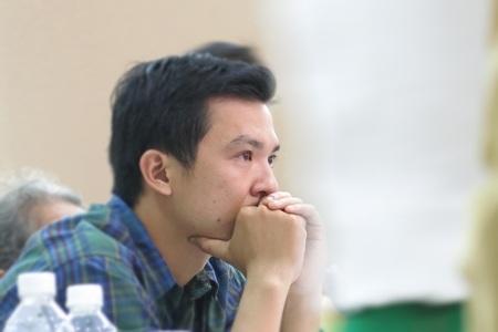 Anh Vũ Xuân Khoa, con trai thuyền trưởng Vũ Phi Trừ tự hào về bố