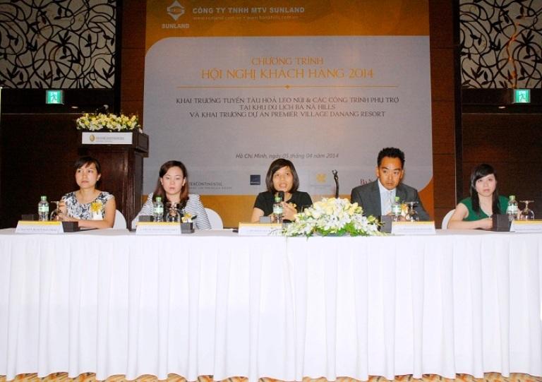 Hội nghị khách hàng tại Thành phố Hồ Chí Minh vào ngày 5/4 vừa qua