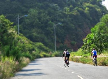 Cung đường này vốn là một trong những cung đường hấp dẫn các phượt thủ ở Đà Nẵng