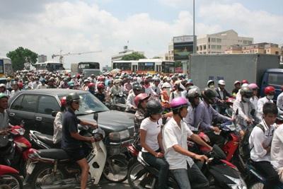 Xe máy là phương tiện chủ yếu tham gia giao thông, vì vậy quy định việc xử phạt