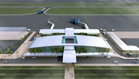 Khánh thành nhà ga sân bay lớn nhất khu vực Tây Nguyên - 1