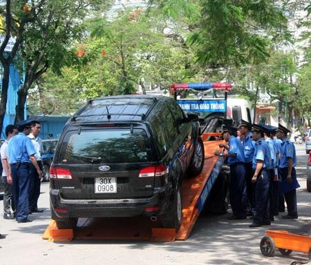 Nhiều mức phạt vi phạm giao thông được giảm nhẹ so với trước