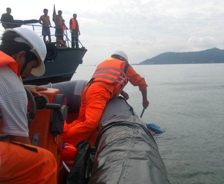 Vụ chìm ca nô ở Cần Giờ khiến 9 người thiệt mạng