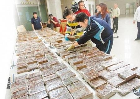 600 bánh heroin đã lọt qua Cảng Hàng không Quốc tế Tân Sơn Nhất hôm 17/11.
