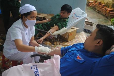 Thanh niên ngành GTVT sẽ tổ chức hiến máu tình nguyện tại 3 thành phố lớn