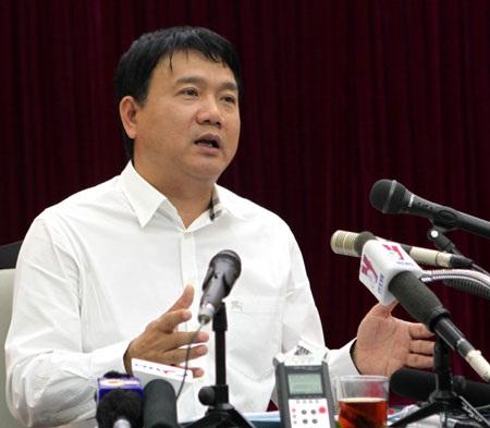 Bộ trưởng Đinh La Thăng kiên quyết kiểm tra tải trọng xe