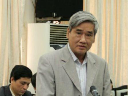 Ông Nguyễn Hữu Thắng - Cục trưởng Cục Đường sắt Việt Nam (ảnh: Báo Đầu tư)