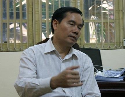 Ông Nguyễn Văn Huyện - Tân Tổng cục trưởng Tổng cục Đường bộ Việt Nam