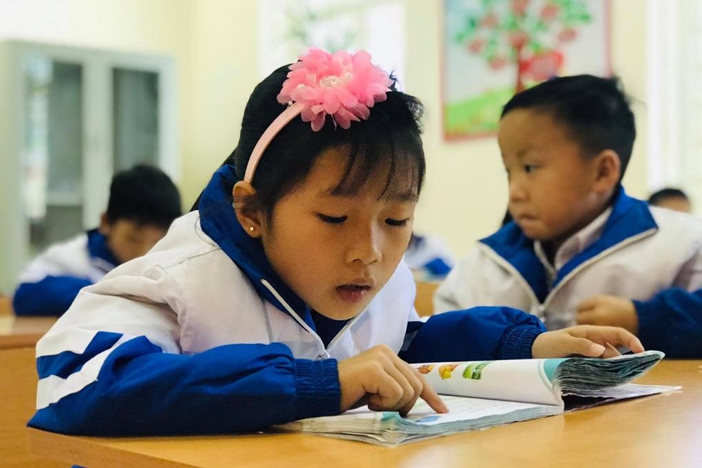 Chương trình SGK mới ở miền núi: Có tình trạng học trước, quên sau