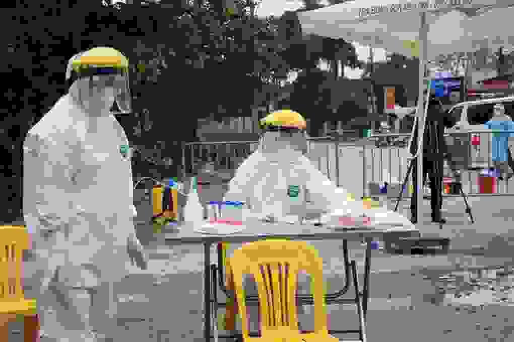 Hà Nội phong tỏa toàn bộ thôn Hạ Lôi liên quan bệnh nhân 243