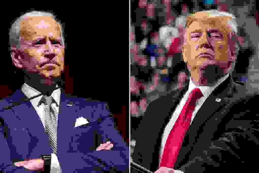 """Bầu cử Mỹ 2020: """"Cuộc chiến đô la"""" giữa Trump - Biden trước giờ G"""