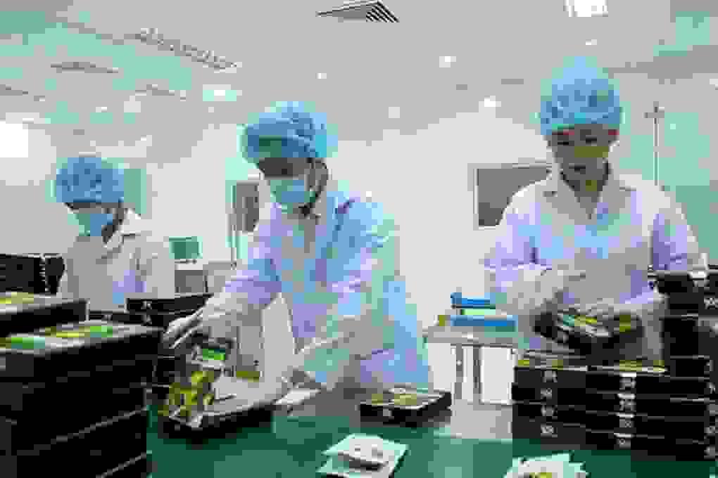 """""""Sốt"""" lao động ngành thực phẩm làm việc tại Nhật Bản"""
